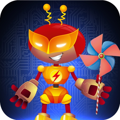 My Amazing Transforming Power Robot Dress Up Game - Metal Craft Legends And Heroes Rescue Edition - Free Game