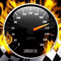 Speedometer & odometer tracker for car