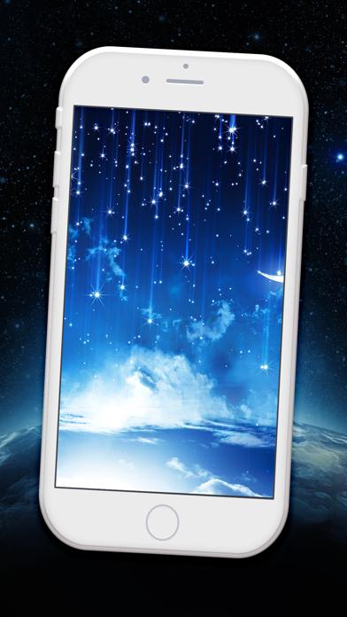 夜空の壁紙 最高のhdの月と星 バックグラウンド ホーム画面やロック画面用 Iphoneアプリ Applion