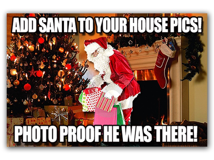 Catch Santa in Your House HD - SantaCam screenshot-4