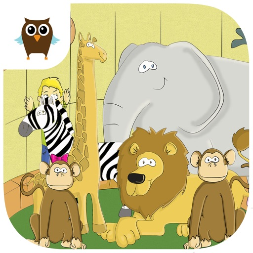 Day At The Zoo - Kids Game