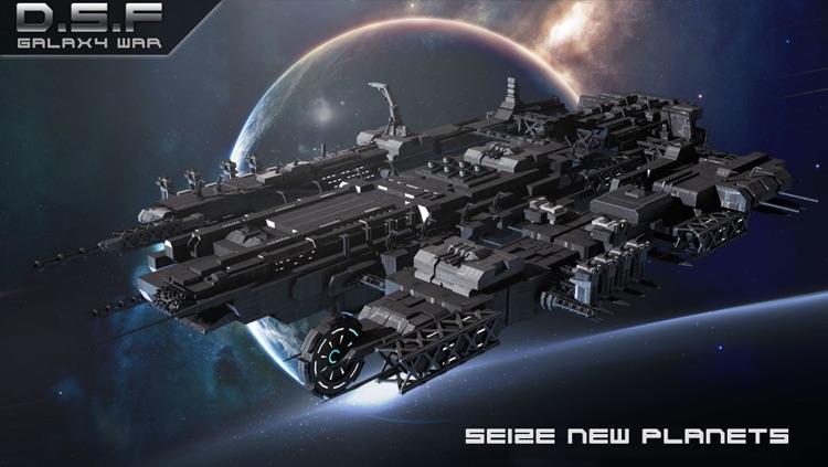 Deep Space Fleet: Galaxy War screenshot-4
