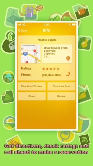 Screenshot for Where To Eat? PRO - Encontre restaurantes usando o GPS in Brazil App Store