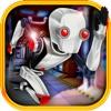 3D SCIFIロボット速く走るアクションアドベンチャーで、最良の機械工場ワールドゲーム無料 - iPhoneアプリ