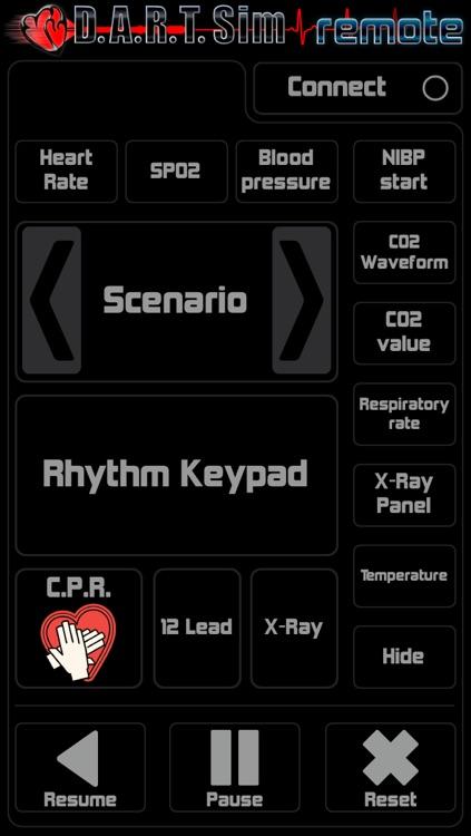 DART Sim Remote