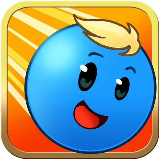 """Бесплатная игра Роллинг гонки - разработана компанией """"Лучшие Бесплатные Игры для Детей, Интерессные Игры - Бесплатные Приложения Игры"""