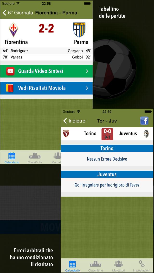 Serie A Tube - Moviola Edition