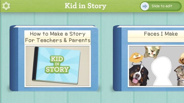 Kid in Story Book Maker: Create and Share Personalized Photo Storybooks screenshot-1