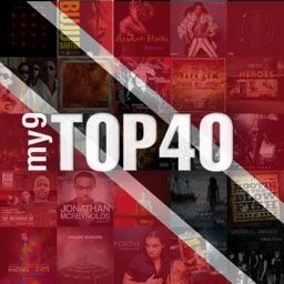 my9 Top 40 : TT music charts