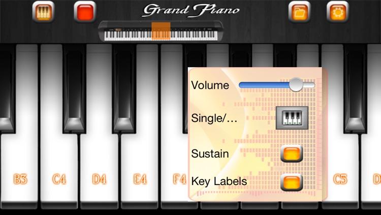 3D Piano screenshot-3