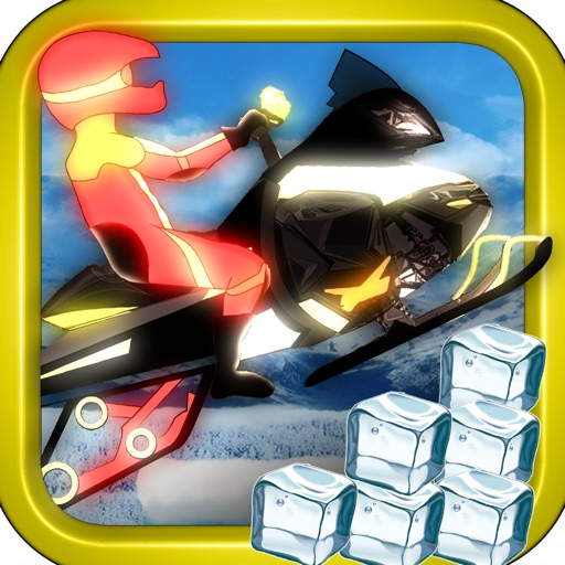 Aero snowXcross Biker Pro - Hot new snow moto bike road racing arcades game