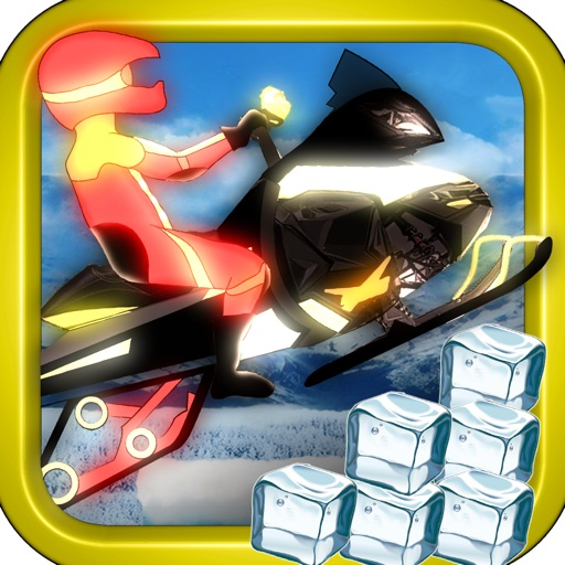 Aero snowXcross Biker Pro - Hot new snow moto bike road racing arcades game icon