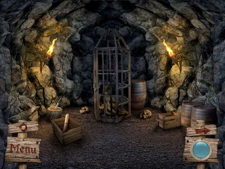 The Mystery of Skull Island HD screenshot-3