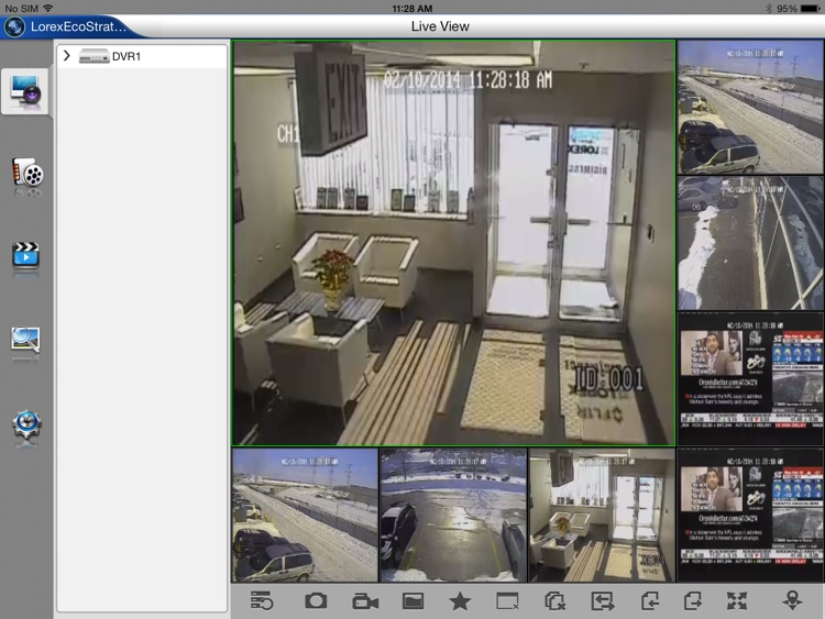 Lorex Eco Stratus HD screenshot-3