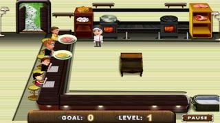Happy Restaurant Kitchen: Chef Cooking Dash Screenshot on iOS