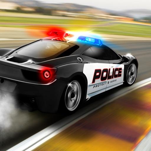 ПОЛИЦИЯ - Полицейские Игры Гонки на Машинках Гта