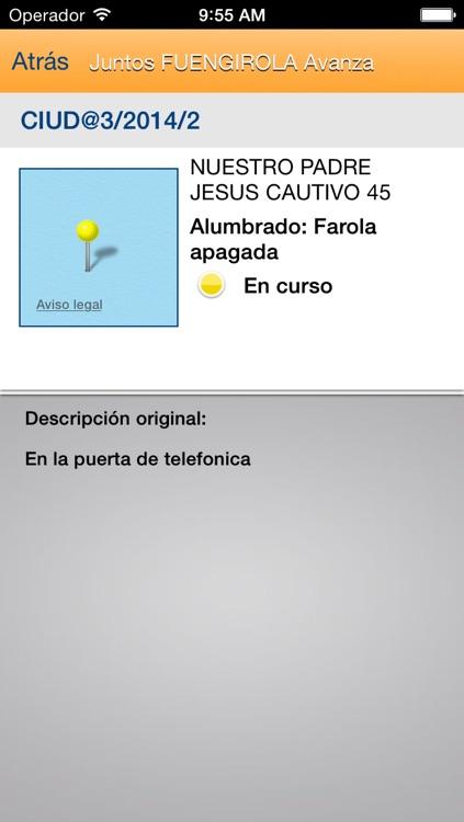Juntos FUENGIROLA Avanza screenshot-4