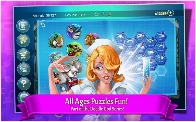 Doodle Creatures™ screenshot 5