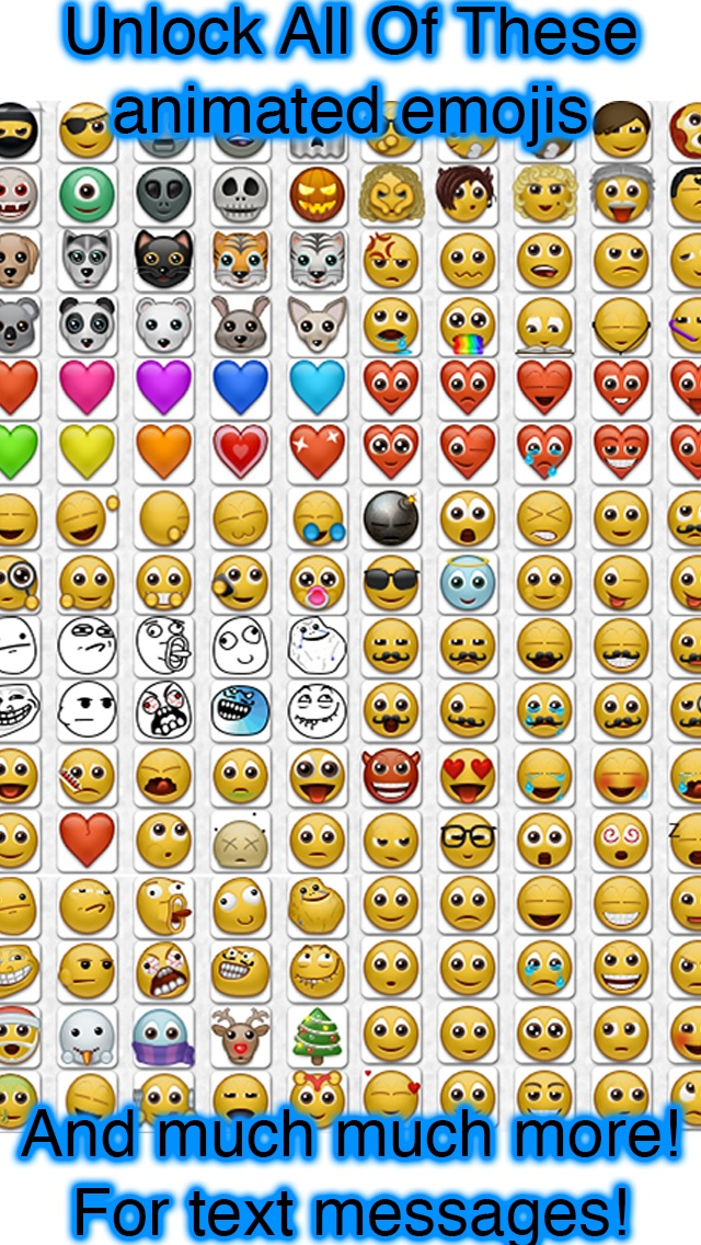 how to get secret emojis without downloading apps