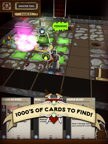 Card Dungeonのおすすめ画像1