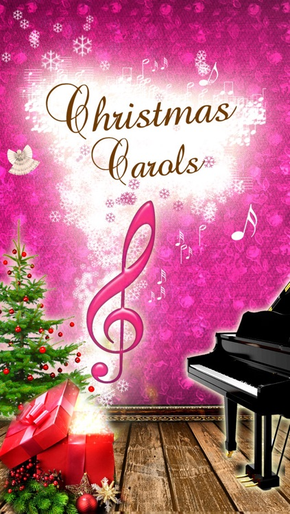 Christmas Carols - The Most Beautiful Christmas Songs to Hear & Sing screenshot-0