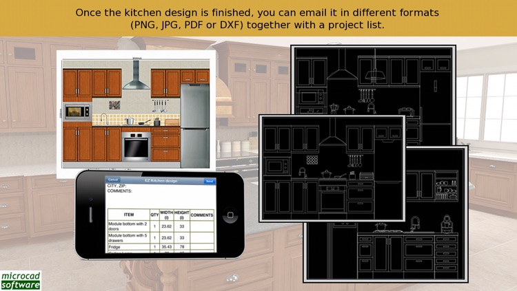 EZ Kitchen screenshot-3