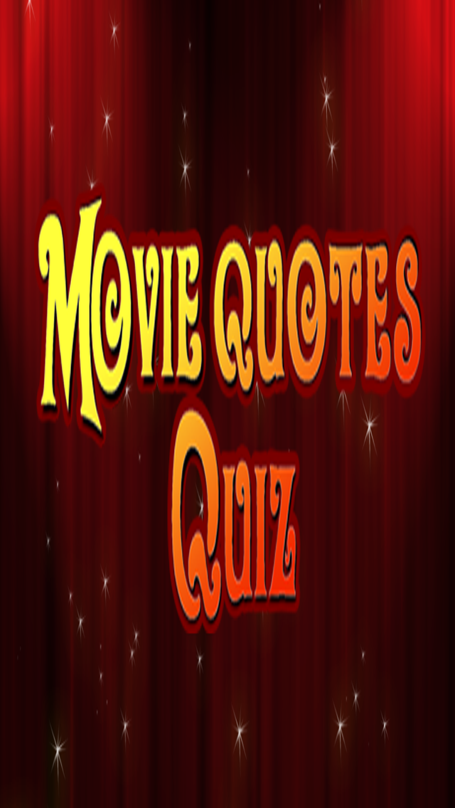 Movie Quotes Quiz.Test your skill at identifying famous