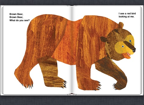 Brown Bear Brown Bear What Do You See By Bill Martin