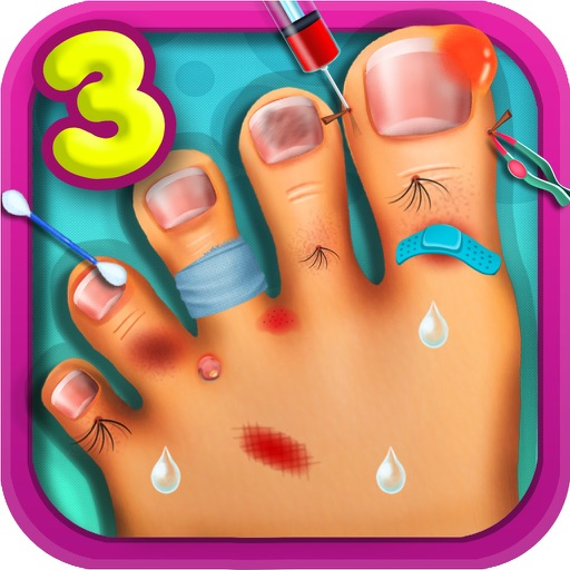 Nail Doctor 3 icon
