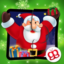 Christmas Jigsaw Puzzles 123 - Fun Learning Game for Kids