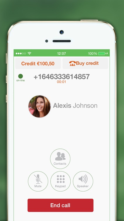mySmartcall: Cheap Calls and Text