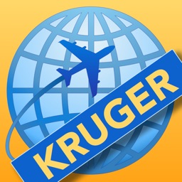 Kruger Travelmapp