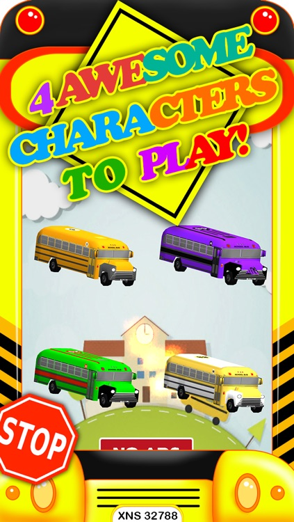 3D School Bus Driving Racing Game For Boys Teens And Kids By