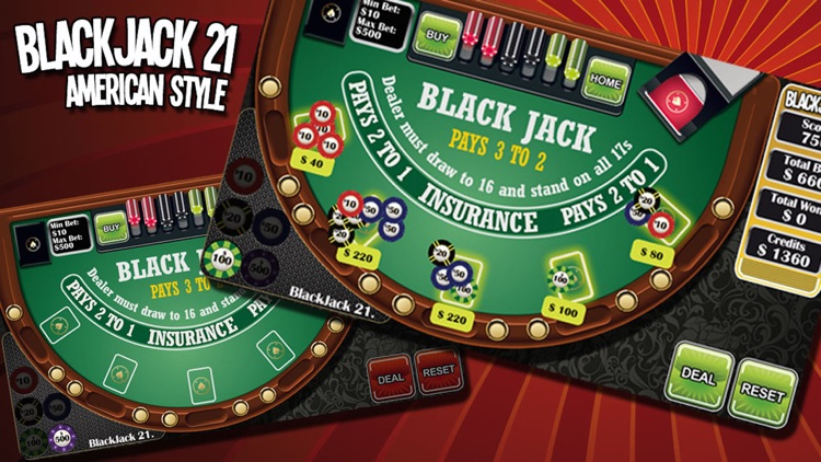 Blackjack 21.