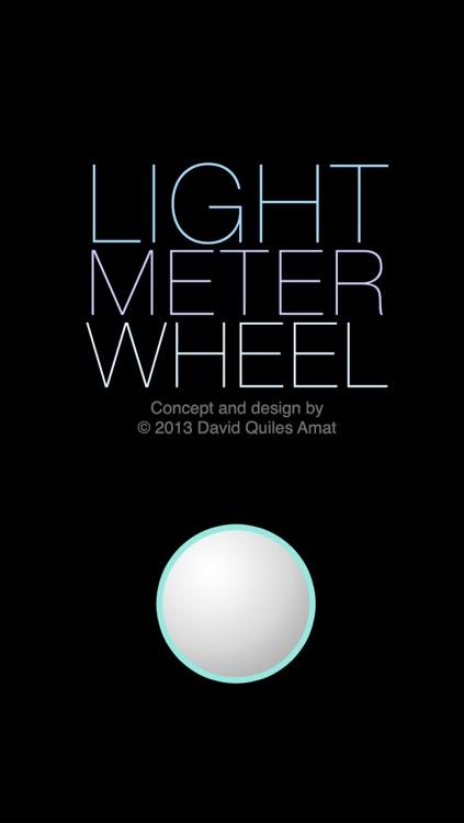 Light meter wheel screenshot-4