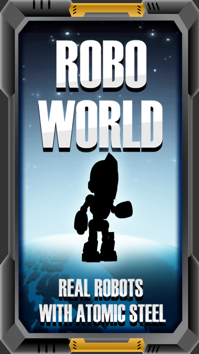 Robo World - Real Robots with Atomic Steel