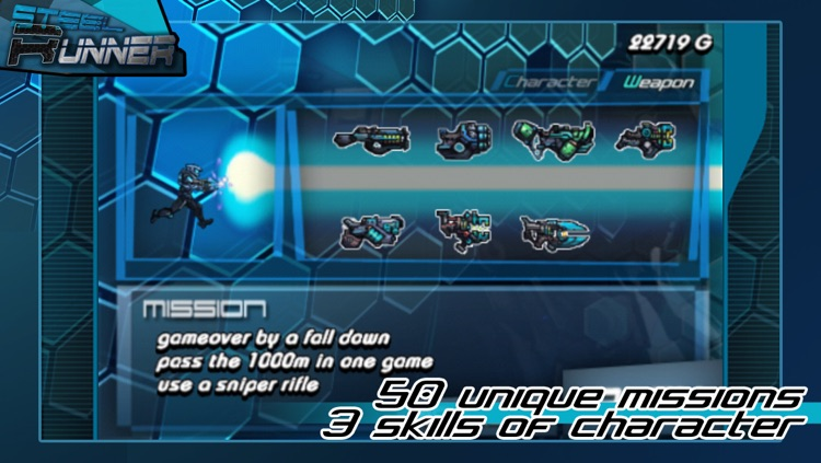 Steel Runner screenshot-3