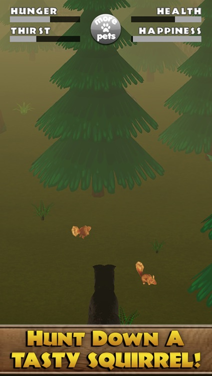 Virtual Pet Wolf screenshot-3