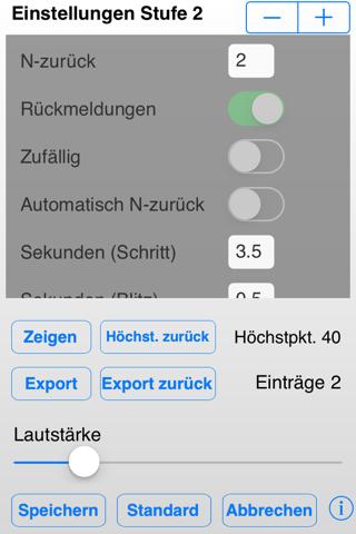 BetterBrain Lite screenshot 2