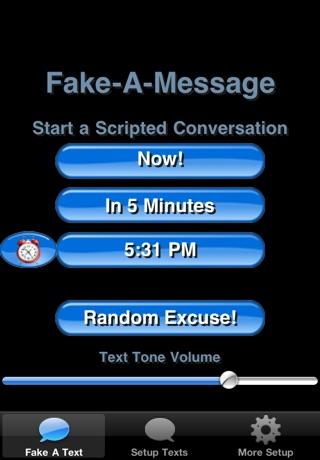 Fake-A-Message  (MMS & SMS) Screenshot 5
