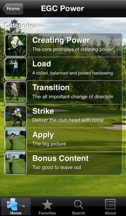 Everyday Golf Coach Power screenshot-4
