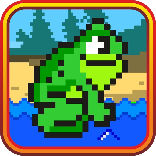 Frog Tap Hop Run icon