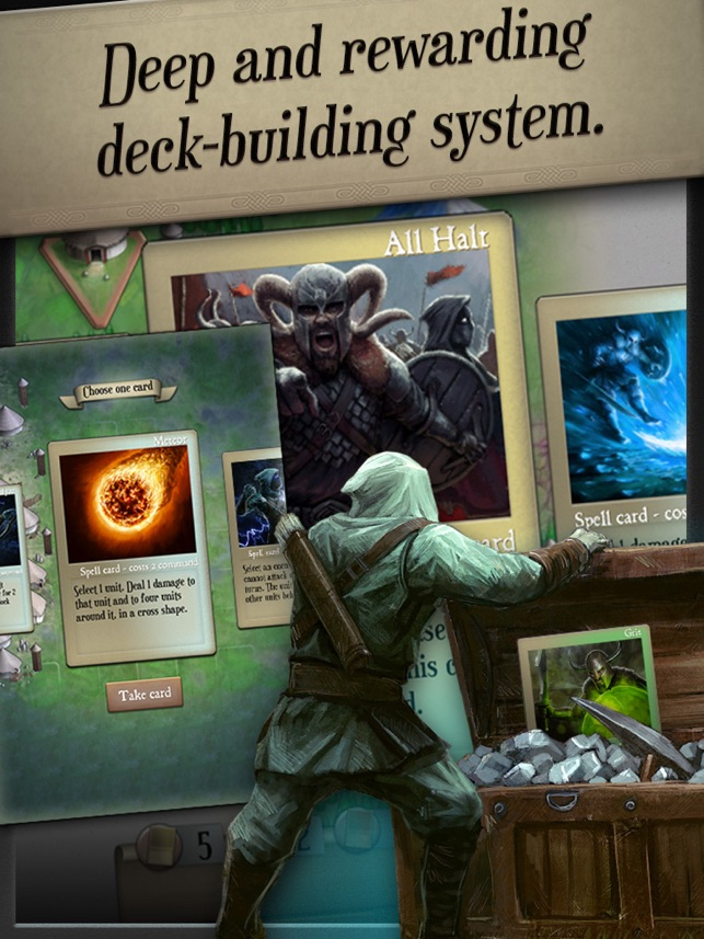 EMPIRE: The Deck Building Strategy Game Screenshot