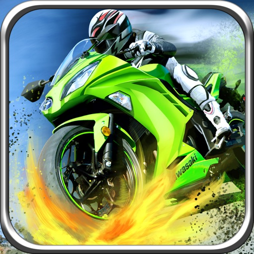 A Bike Race at Copacabana It Mayhem Beach - PRO Racing Ride Game icon