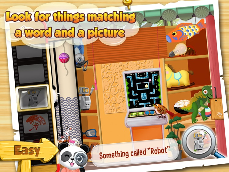 I Spy With Lola HD FREE: A Fun Word Game for Kids!