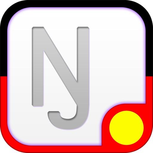 Yän  - Aboriginal Text Editor