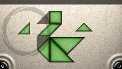 TanZen Free - Relaxing tangram puzzles screenshot