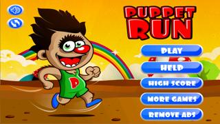 Puppet Run : 無料子供のゲームのおすすめ画像1