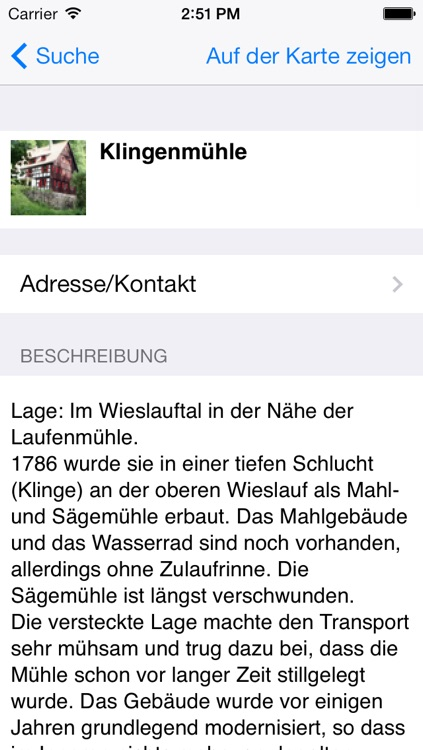 Wanderwalter screenshot-3