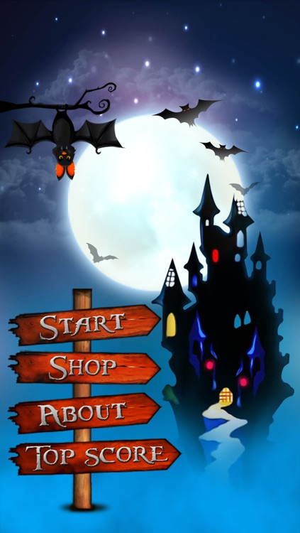 Bat Kill-Vampire Arcade Game